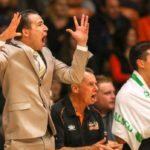 Hawks Head Coach Zico Coronel