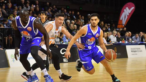 Wellington Saints pip Hawks but hosts' point guard, Shea Ili, the difference