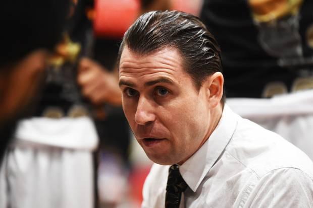 Hawks Coach Zico Coronel