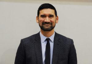 Assistant Coach Kaine Hokianga