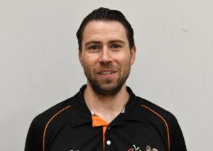Head Coach Zico Coronel