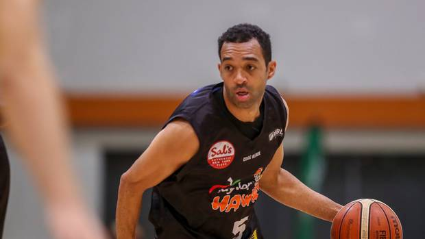 Basketball: Everard Bartlett to roost with Hawke's Bay Hawks again in NBL campaign